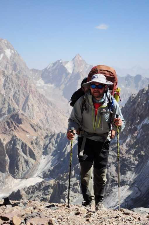 Список снаряжения для горного похода летом