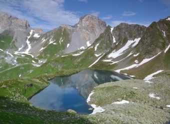 Архыз озеро