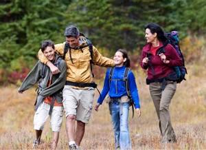 Можно ли брать с собой детей в поход