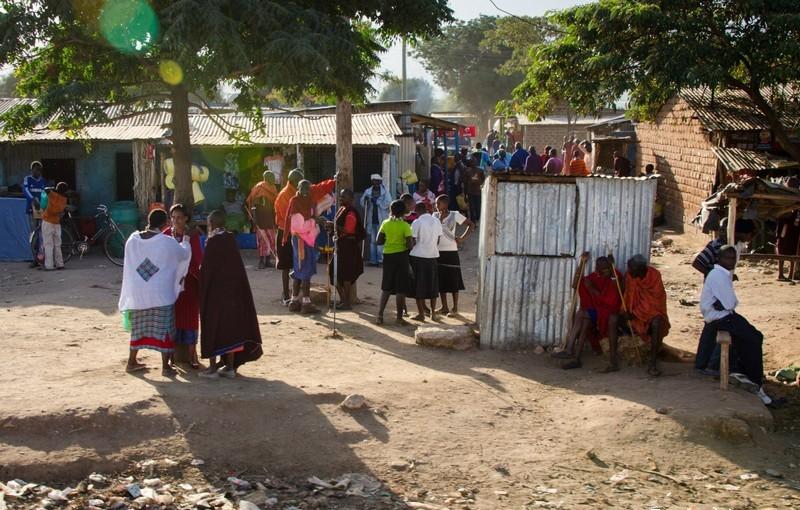 Жизнь в Танзании