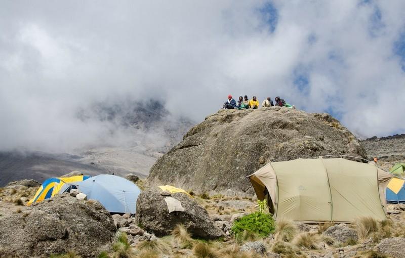 Лагерь Барафу