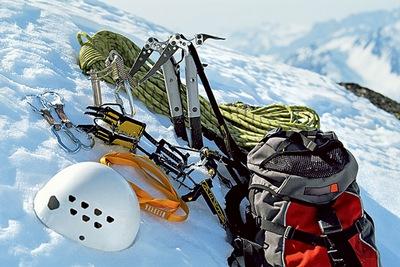 Список снаряжения для восхождения на Эльбрус, Казбек, Белуху