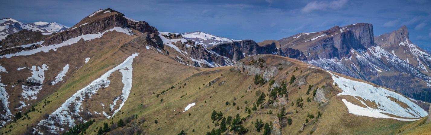 Поход Большой Тхач Кавказ май