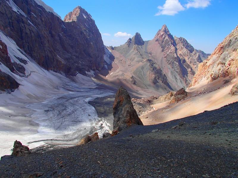Фанские горы Артуч