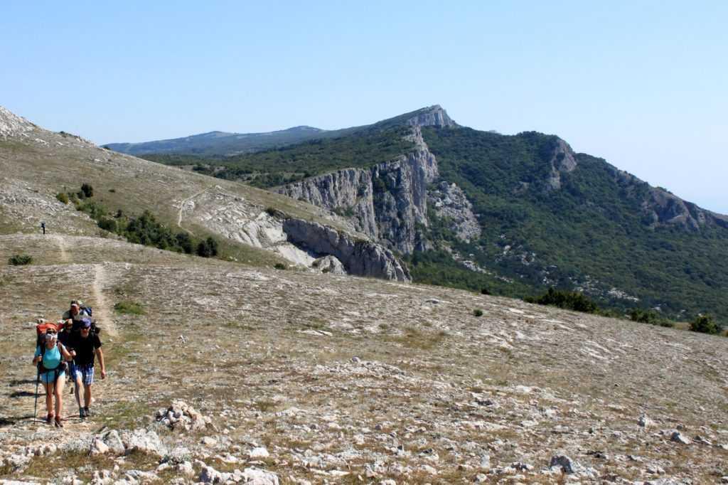Поход Ялта-Балаклава Ат-Баш