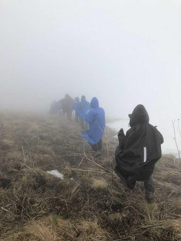 Отзыв о походе на Большой Тхач на майские праздники 2019 года