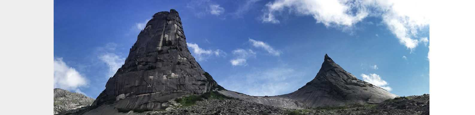 Походы в горы Ергаки