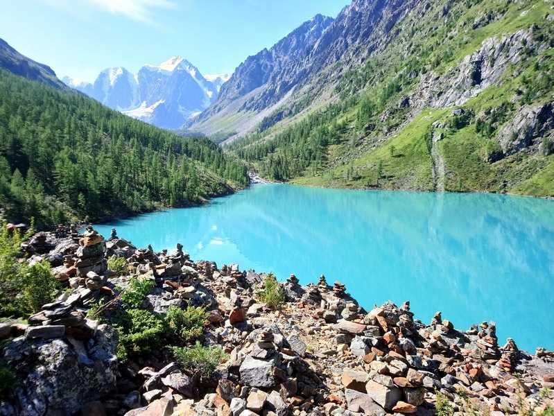 Поход на Шавлинские озера Алтай