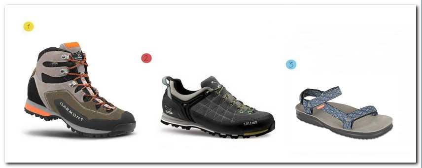 Обувь для весенних и осенних горных походов по Крыму, Турции, Кипру и других регионов с похожим климатом