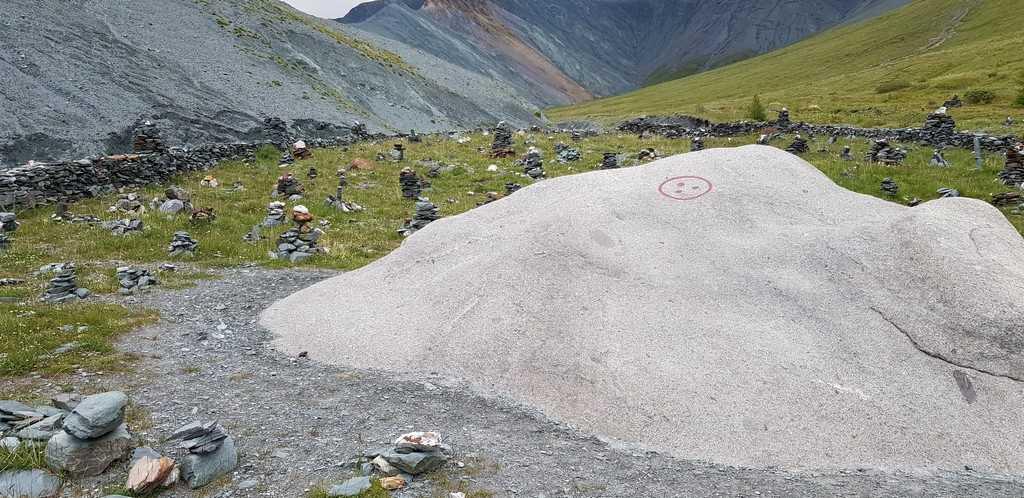 Долина Ярлу поход на Алтай