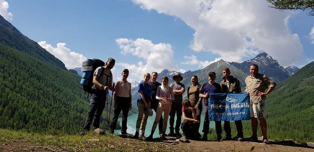 Отчёт о походе на Алтай к подножию Белухи в июле 2019 года