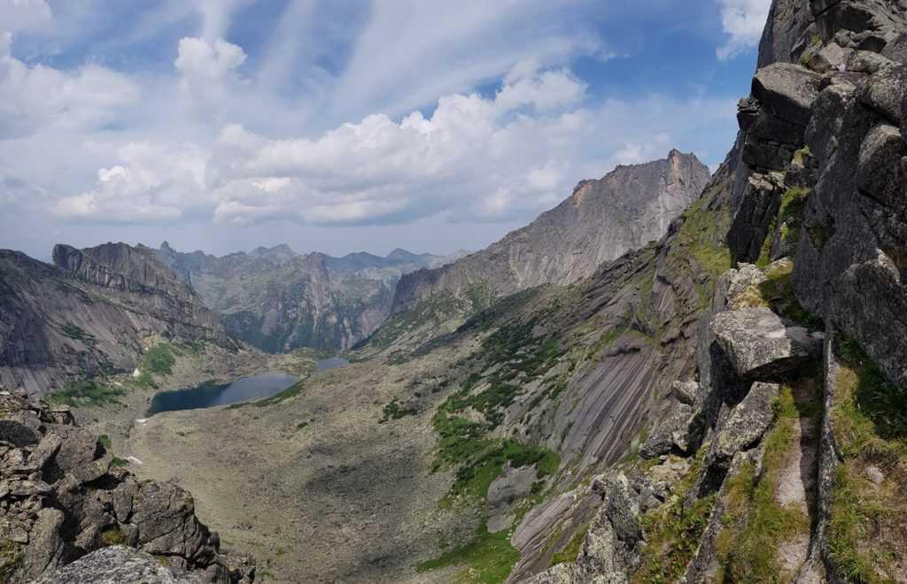 Ергаки перевал Пикантный
