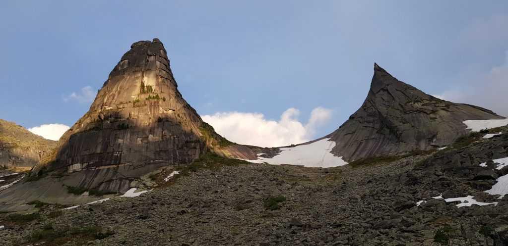 Гора Братья Ергаки