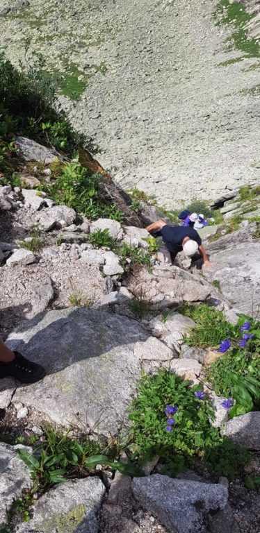 перевал Мраморный Ергаки