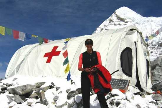 Медицинская помощь в Непале