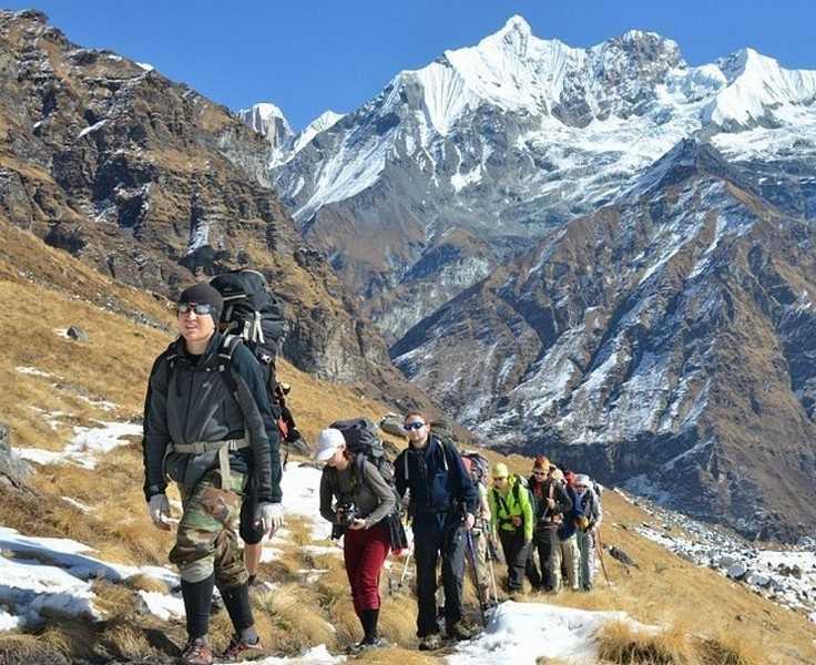 Когда лучше совершить треккинг в Непале?