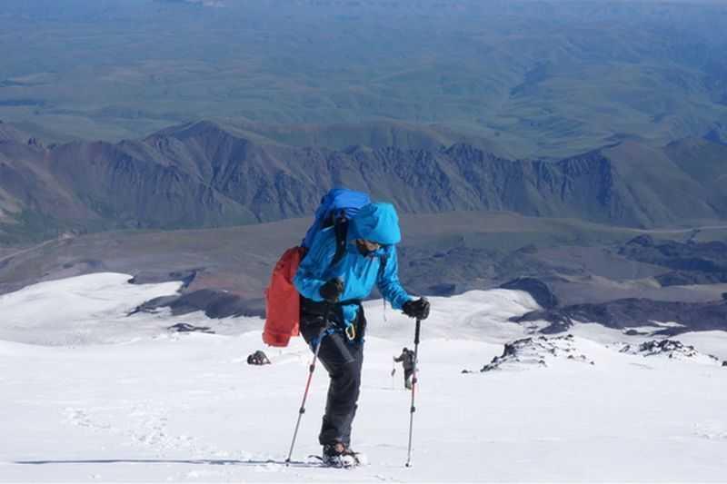 Эльбрус с севера восхождение