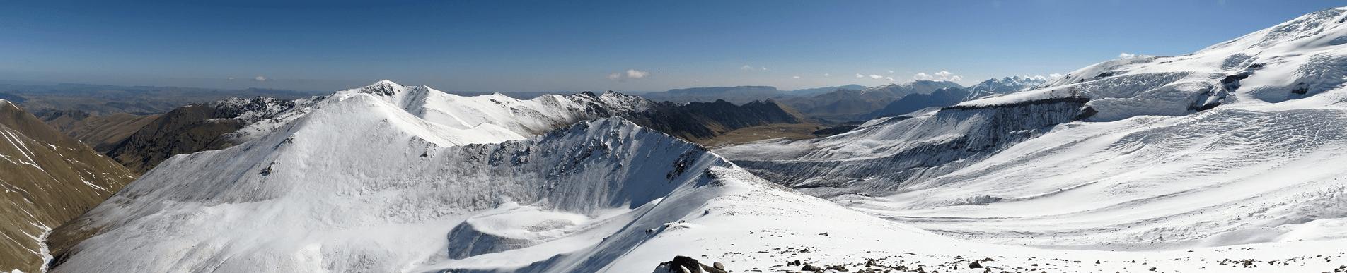 Походы в горы и восхождения