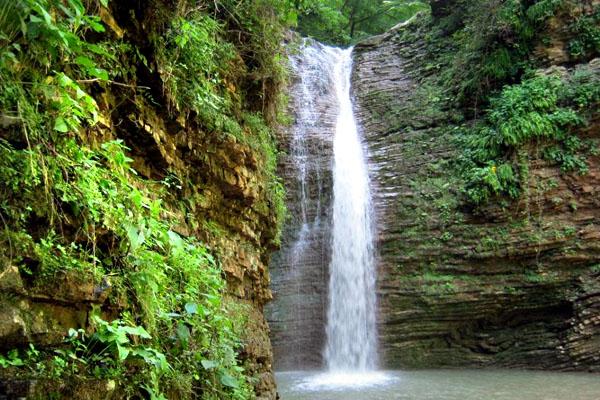 Водопад Руфабго
