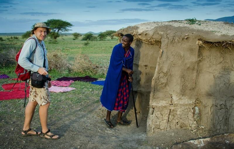 Танцы масаев