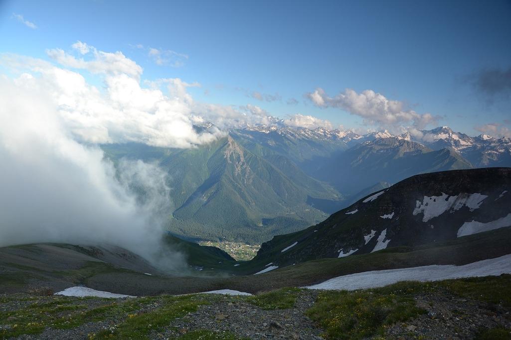 Поход  Архыз Кавказ
