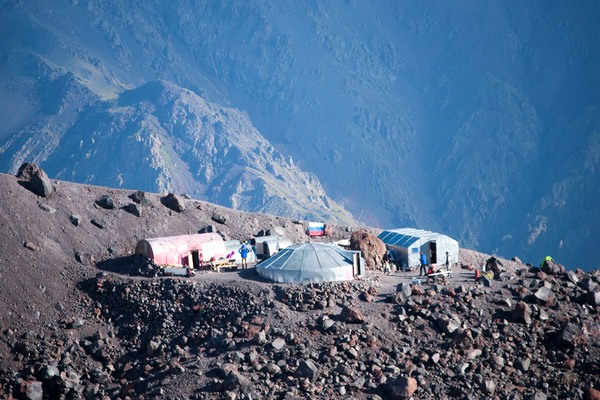 северный приют Эльбрус