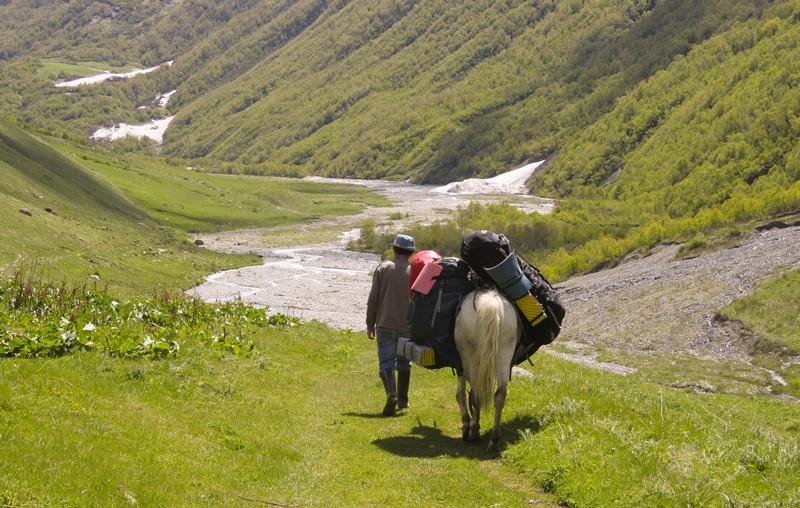 Перевозка рюкзаков