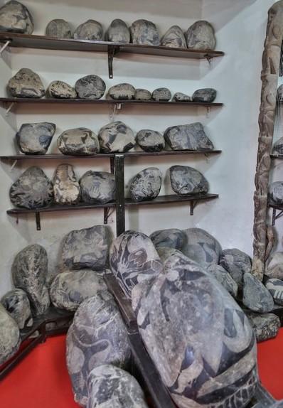 Музей камней Ика перу