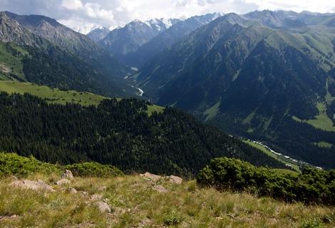 горы Телеты