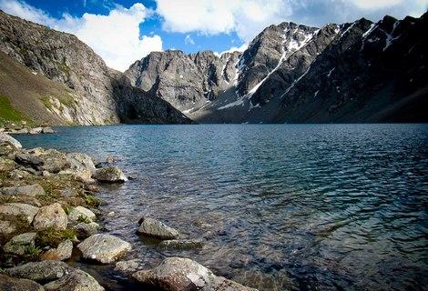 озеро Ала кель