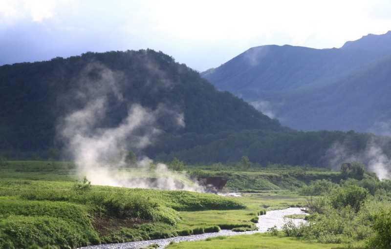 Походы на Камчатку