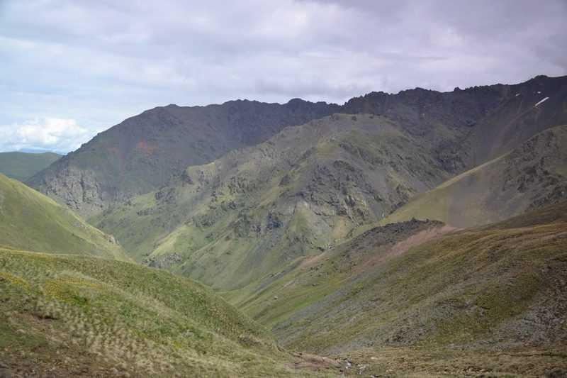 Приэльбрусье поход