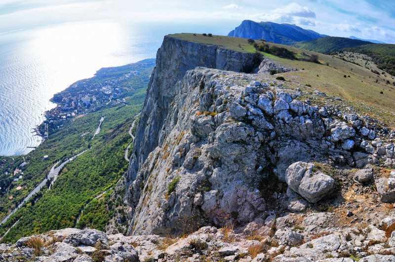 Поход по Крыму на майские праздники