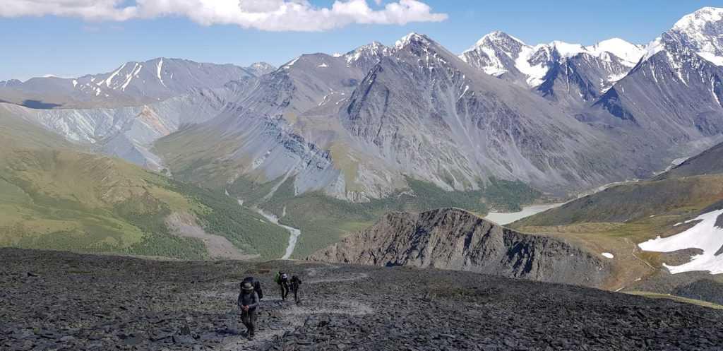 Поход к подножию Белухи Алтай