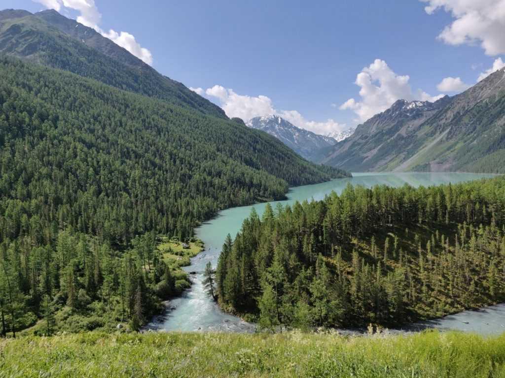 Поход к подножью Белухи Алтай