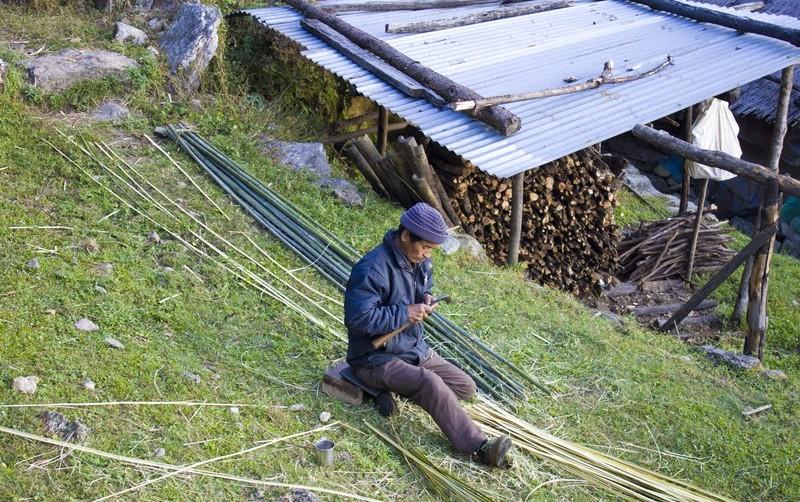 Портеры в Непале