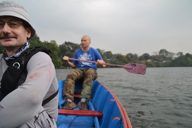 Экскурсия по озеру Фева